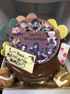 鬼滅の刃 お誕生日ケーキ